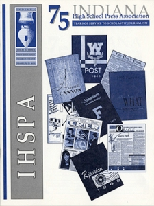 75th Anniversary Cover